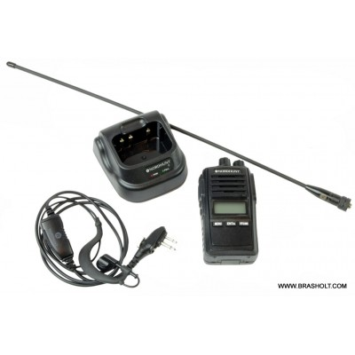 Nordhunt Jagtradio 155mHz m/Headset og Antenne