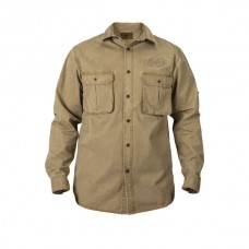 Nordhunt Rhino Stretch Shirt - Khaki