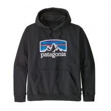 Patagonia Fitz Roy Horizons Uprisal Hoody - Black