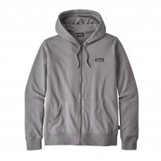 Patagonia P-6 Label Light Full-Zip Hoody - Grey