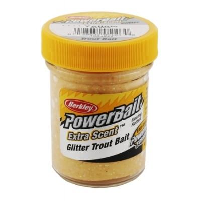 Powerbait glitter Yellow