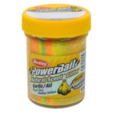 Powerbait Natural scent Garlic Rainbow