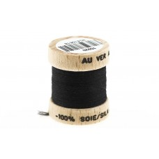 Pure French Silk - Black