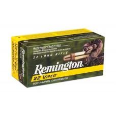 Remington 22 lr. Viper Solid HV
