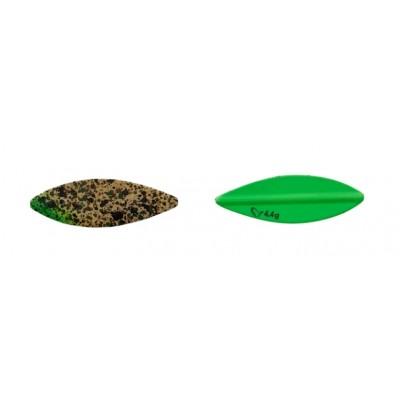 Savage Gear LT Stickleblade Rigged 8,4g- UV Green