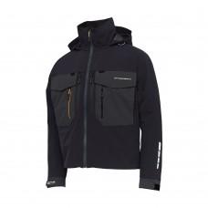 Savage Gear SG6 Wading Jacket - Black/Grey