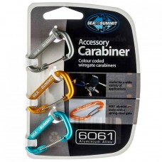 Sea to Summit Accessory Carabiner 3 stk