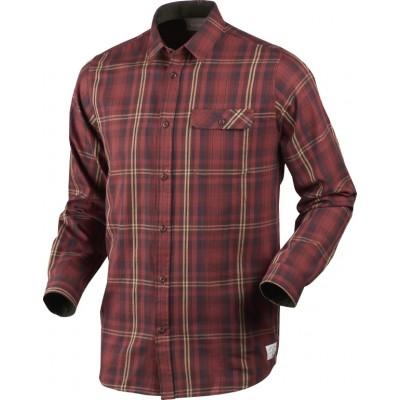 Seeland Gibson Skjorte Russet Brown