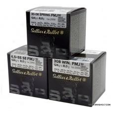 Seller&Bellot 30.06  8,0 gr. FMJ