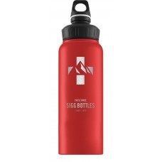 SIGG WMB Mountain 1L - Red Touch