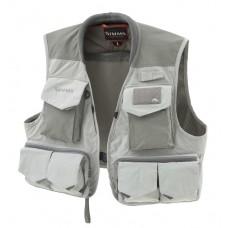 Simms Freestone Vest - Smoke