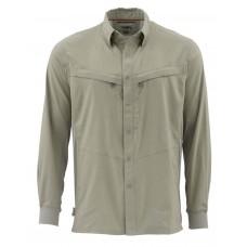 Simms intruder Bicomp shirt Dark Khaki