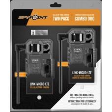 Spypoint Link Micro LTE Vildtkamera 10MB Twinpack