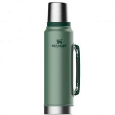 Stanley Classic Vacuum Bottle 1L - Grøn