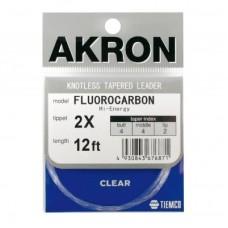 TMC Akron Fl. carbon flueforfang 9´ 2x