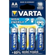Varta AA 1,5 V Batteri 4 Stk.