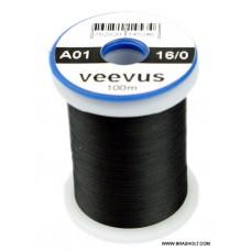 Veevus 16/0 Black