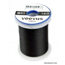 Veevus thread 14/0 Black