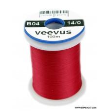 Veevus thread 14/0 Red