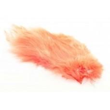 Whiting Bird Fur - Salmon Pink