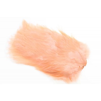 Whiting Rooster Saddle - Salmon Pink