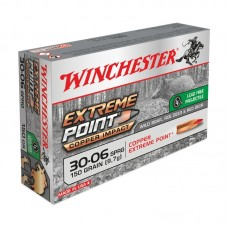 Winchester Extreme Point Copper 30.06 150 gr.